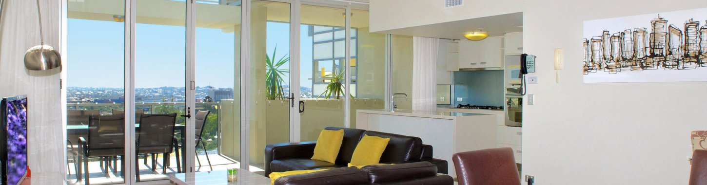 Oxygen Apartments 49 Penthouse Lounge