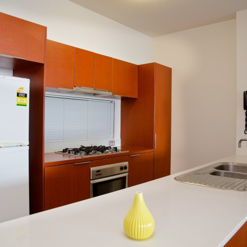 Oxygen Apartments Brisbane City 2 Bedroom Kitchen 71